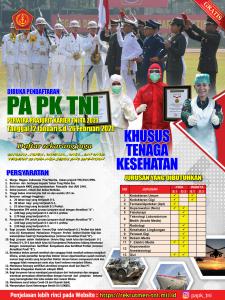 Apoteker: Negara Memanggilmu (PA PK TNI)