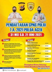 Lowongan Apoteker: Polda Nanggroe Aceh Darussalam