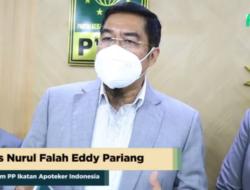 Kunjungi FPKB, Ikatan Apoteker Indonesia Bahas RUU Kefarmasian